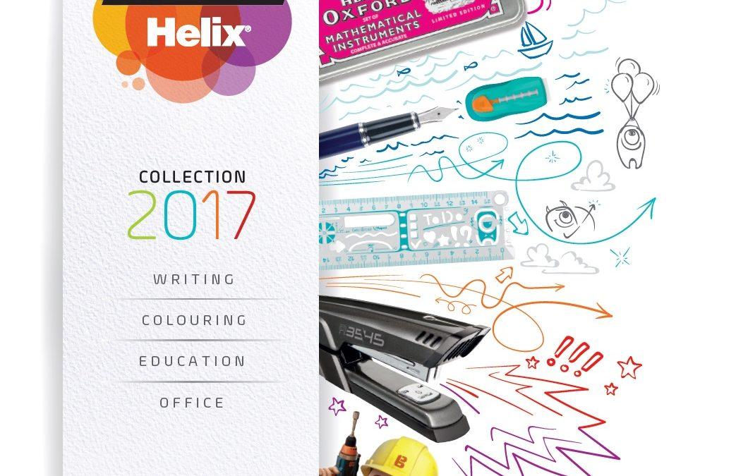 Nieuwe catalogus Maped Helix