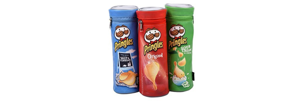 Pringles school artikelen